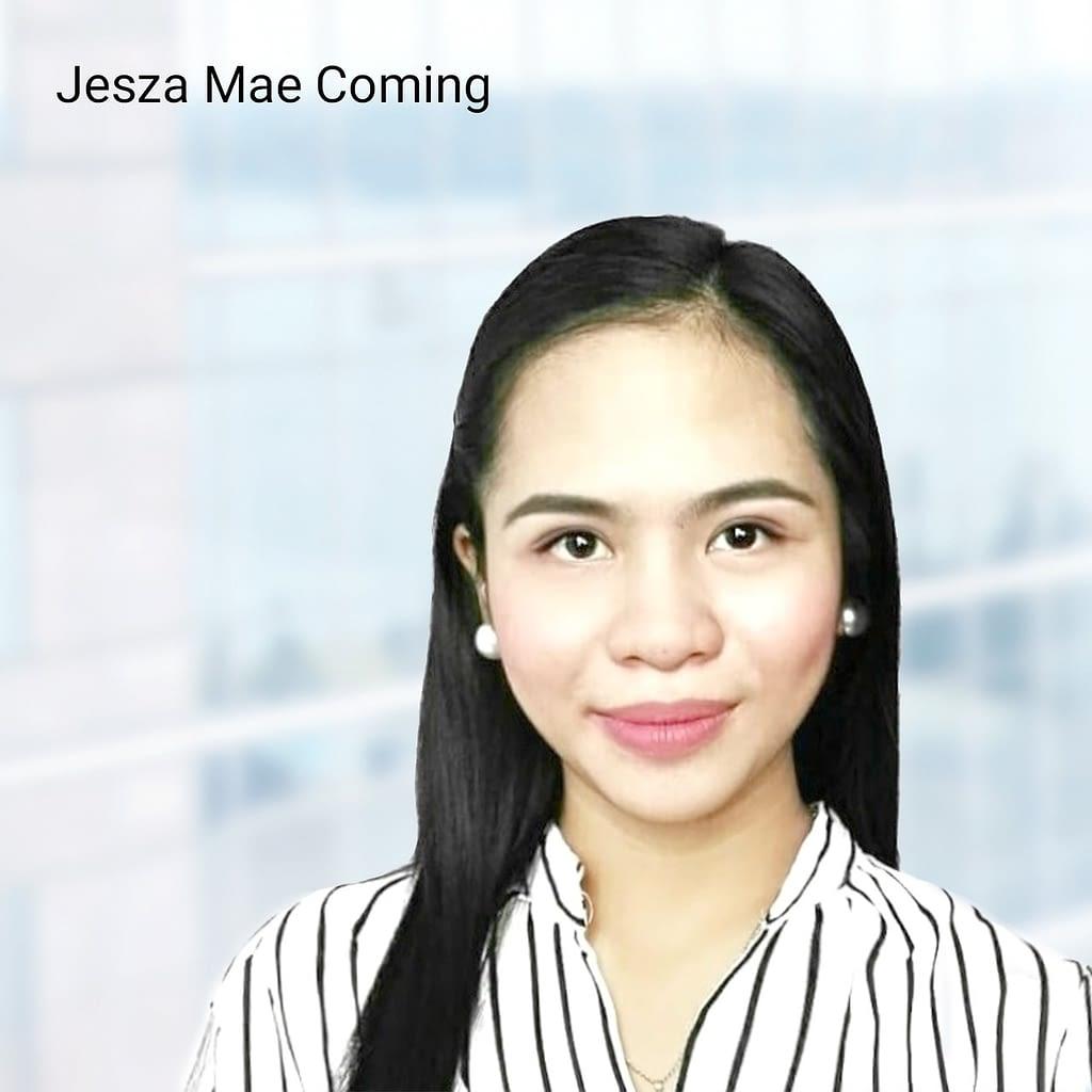 Jesza Mae Coming